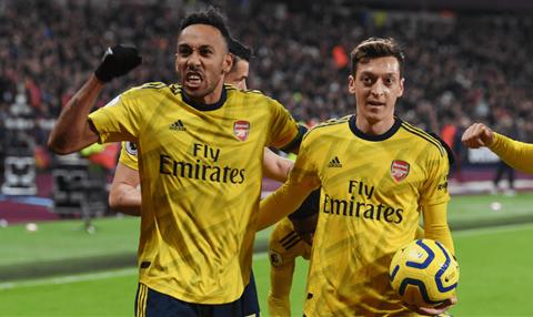 Ozil là bài học sai lầm để Arsenal tránh nuông chiều Aubameyang hình ảnh