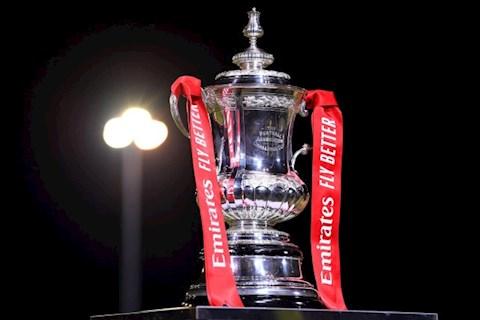 Lễ bốc thăm vòng 5 FA Cup Rooney có thể đối đầu MU hình ảnh