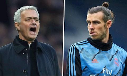 Mourinho có thể đánh thức tài năng của Gareth Bale! hình ảnh 2