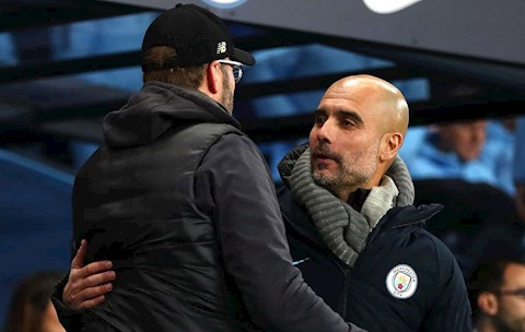 Guardiola va Klopp