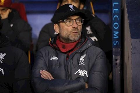 Klopp tuyen bo khong dan dat Liverpool o tran da lai FA Cup