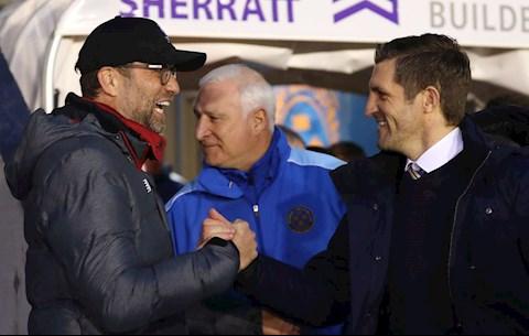 Cựu sao Liverpool hy vọng Jurgen Klopp không bỏ ngang FA Cup hình ảnh