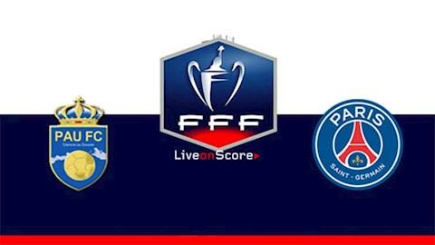 Pau vs PSG 0h30 ngày 301 Cúp quốc gia Pháp 201920 hình ảnh