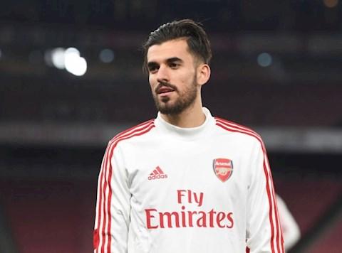Không hài lòng với Arteta, Dani Ceballos muốn rời Arsenal hình ảnh