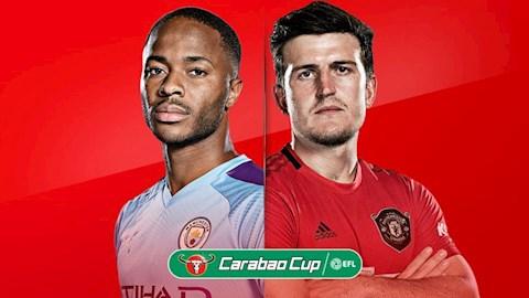 Trực tiếp Man City vs MU bán kết League Cup 201920 hôm nay hình ảnh