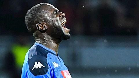 Real Madrid muốn mua Kalidou Koulibaly của Napoli hình ảnh