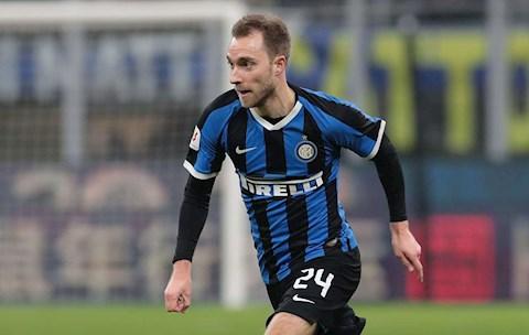 Eriksen ra mat Inter