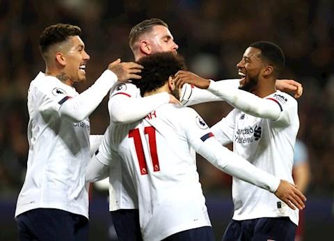 Liverpool thắng cách biệt West Ham Lữ đoàn đỏ chưa muốn dừng lại hình ảnh 4