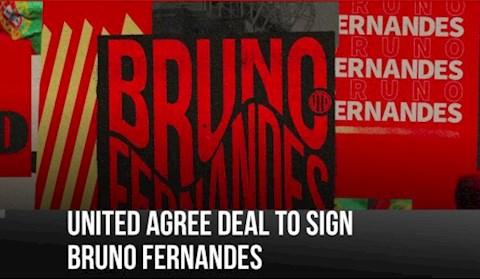 MU CHÍNH THỨC kích nổ bom tấn Bruno Fernandes hình ảnh