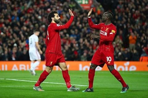 Liverpool vô địch Ngoại hạng Anh trước mấy vòng đấu hình ảnh