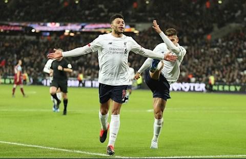 Thống kê West Ham 0-2 Liverpool Lữ đoàn đỏ vững bước hình ảnh