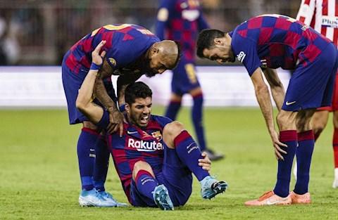 Chuyển nhượng Barca ra quyết định về phương án thay thế Suarez hình ảnh