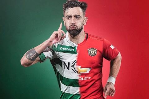 Bruno Fernandes: Kỉ lục gia ghi bàn ở Lisbon và bước xê dịch tới United (p1)
