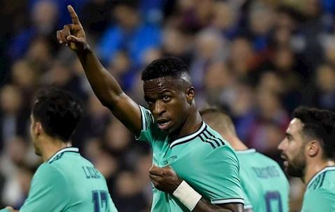 Carvajal cảnh báo các đối thủ của Real Madrid về Vinicius Junior hình ảnh