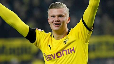 Erling Haaland vẫn chưa chắc đá chính cho Dortmund hình ảnh