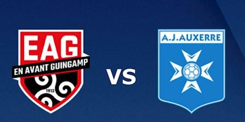 Guingamp vs Auxerre 2h00 ngày 12 Hạng 2 Pháp hình ảnh