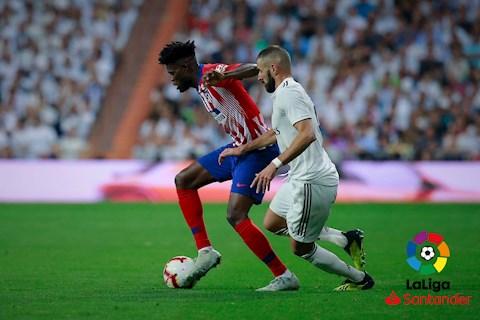 Lịch thi đấu vòng 22 La Liga 2020 - Real Madrid vs Atletico hình ảnh