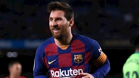 Messi chạm kỷ lục vô tiền khoáng hậu sau trận thắng Leganes hình ảnh