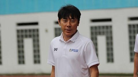 HLV Shin Tae Yong vua phai don nhan 3 tran thua lien tiep cung U19 Indonesia