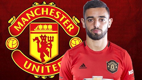 Manchester United tung video gioi thieu tan binh Bruno Fernandes