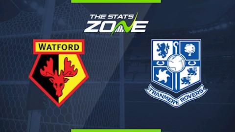 Watford vs Tranmere 22h01 ngày 41 FA Cup 201920 hình ảnh