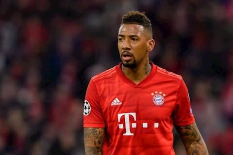 Bayern san sang de Boateng den Arsenal