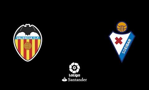 Valencia vs Eibar 19h00 ngày 41 La Liga 201920 hình ảnh