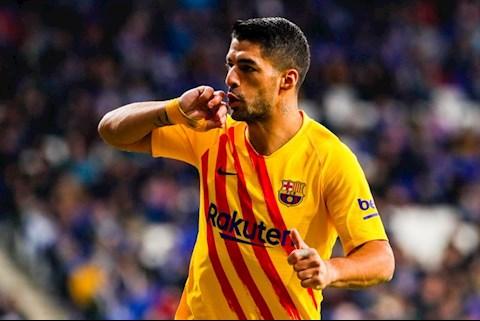 Espanyol 2-2 Barca Mất điểm cay đắng ở derby, Blaugrana vô địch lượt đi trong âu lo hình ảnh 4