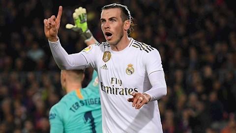 Gareth Bale rời Real Madrid vào Hè 2022 hình ảnh