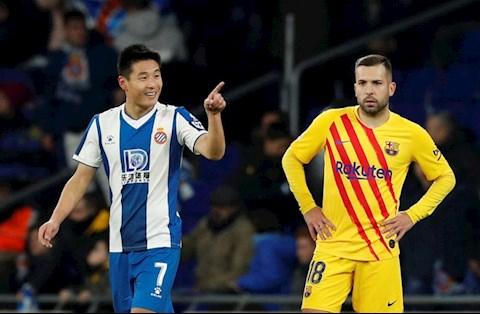 Wu Lei một lần nữa làm nên lịch sử ở La Liga hình ảnh