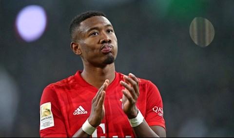 David Alaba Barca rất mạnh, nhưng Bayern đâu có ngán! hình ảnh