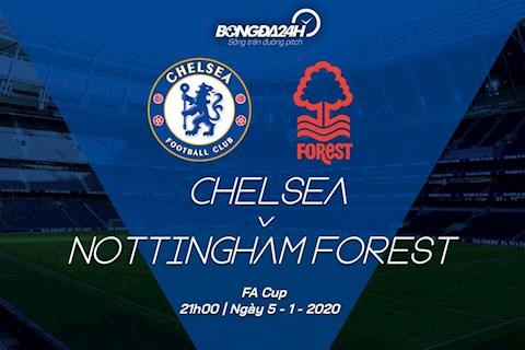 Kết quả Chelsea vs Nottingham Cúp FA 20192020 hôm nay 51 hình ảnh