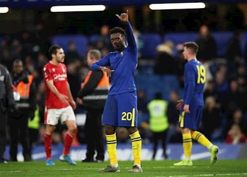 Chelsea 2-0 Nottingham Một bước lùi, nhiều bước tiến cho Hudson-Odoi hình ảnh 2