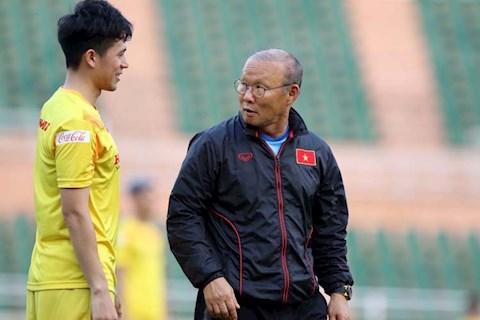 Dinh Trong da hoan toan binh phuc chan thuong, san sang tai xuat tai giai U23 chau A.