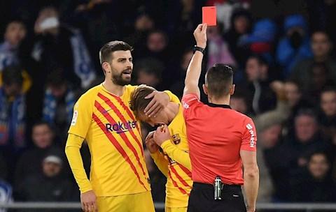 Barca bị Espanyol cầm hòa Vũ Lỗi dạy bảo 'tội đồ' De Jong hình ảnh 2