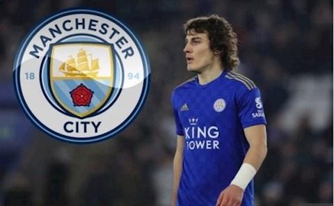 Leicester có câu trả lời vụ Caglar Soyuncu tới Man City  hình ảnh