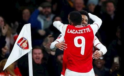 Arsenal 1-0 Leeds Pháo thủ lê lết vào vòng 4 FA Cup 201920 hình ảnh 4