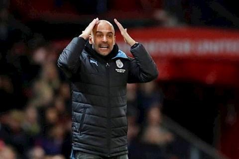 HLV Pep Guardiola lên án fan MU vụ bê bối pháo sáng trận Man City hình ảnh