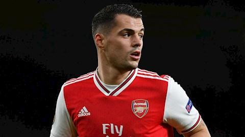 Murphy chỉ ra nguyên nhân khiến Xhaka chơi tệ ở Arsenal hình ảnh