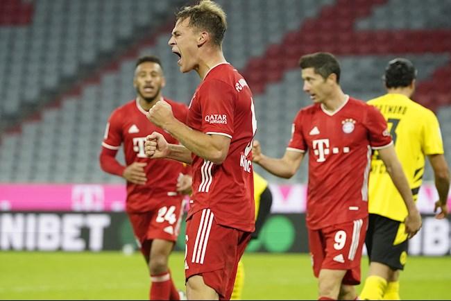 Giành Siêu cúp nước Đức, HLV Bayern vẫn không hài lòng hình ảnh