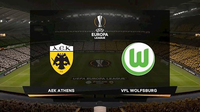 AEK Athens vs Wolfsburg