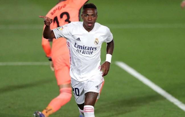 Vinicius Junior chỉ ra bước ngoặt giúp Real hạ Valladolid hình ảnh