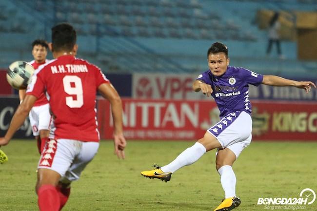 Quang Hải chia sẻ sau trận Hà Nội 2-0 TPHCM hình ảnh