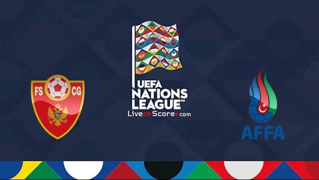 Montenegro vs Azerbaijan