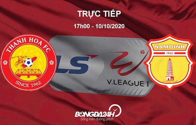 Trực tiếp Thanh Hóa vs Nam Định link xem VLeague hôm nay hình ảnh