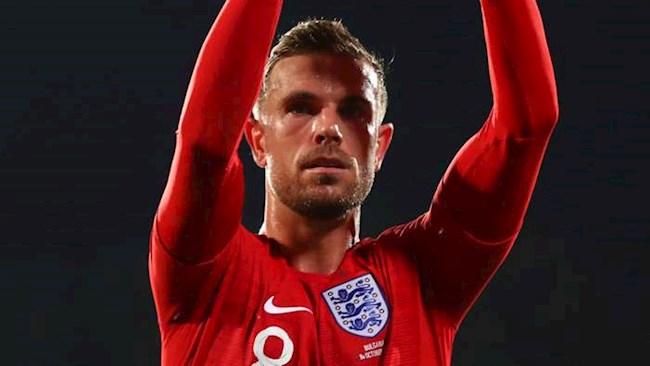 Jordan Henderson bảo vệ thói hư tật xấu của các sao trẻ tuyển Anh hình ảnh 2