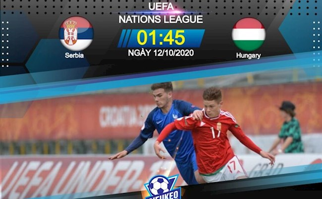 Serbia vs Hungary