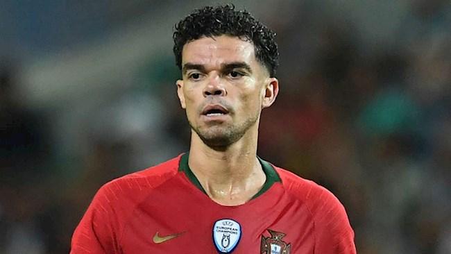 Pepe đặt mục tiêu dự World Cup 2022 ở tuổi 39 hình ảnh