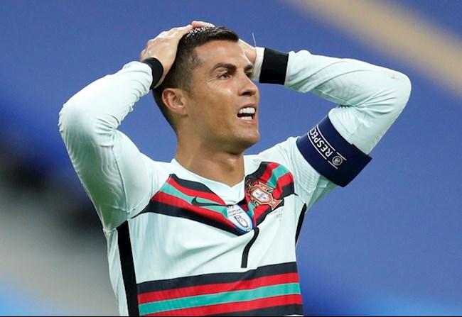 HLV BĐN cập nhật mới nhất tình hình sức khỏe của Ronaldo hình ảnh