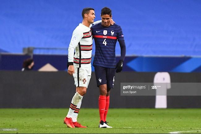 Cristiano Ronaldo nhiễm Covid, toàn ĐT Pháp lo ngay ngáy hình ảnh